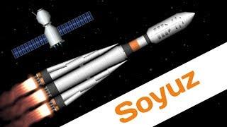 Soyuz Spacecraft to Saturn | SFS 1.4