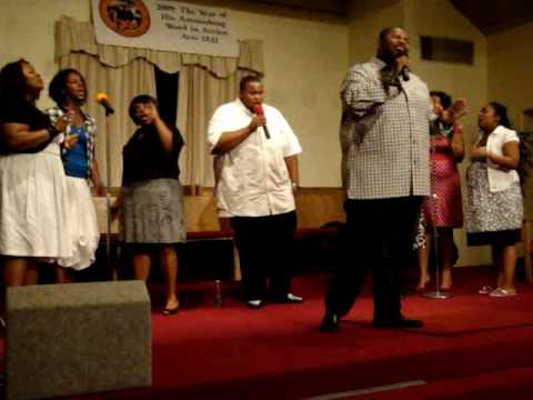 "A. Terence Brownlee & Approved - ""Lord We Magnify Your Name"""