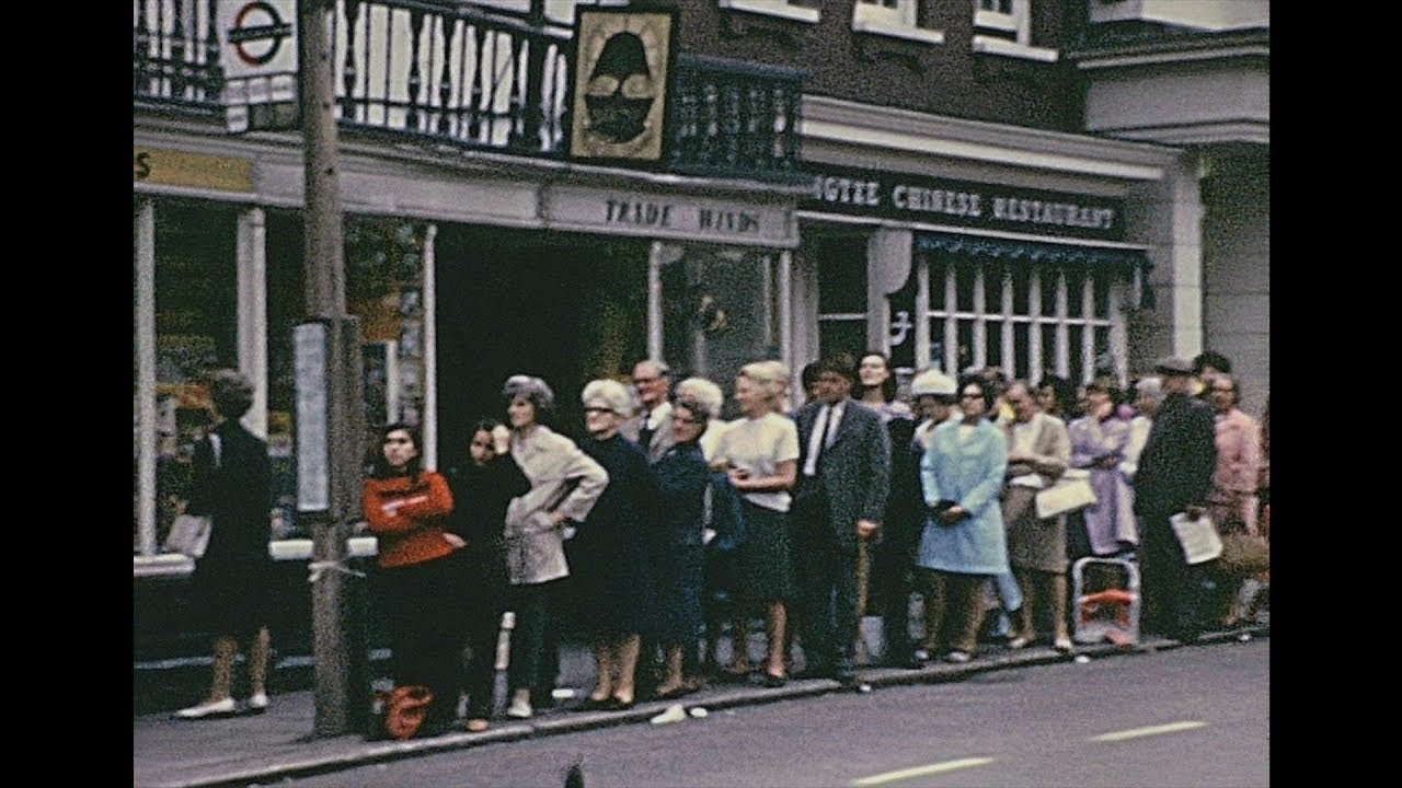 Life in Windsor 1969 – Archive Footage