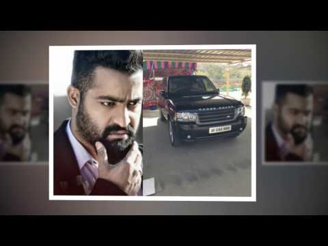 Jr NTR Cars Collections