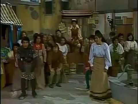 El Chapulín Colorado *El Sastrecillo Valiente* parte 9-12 (1978)