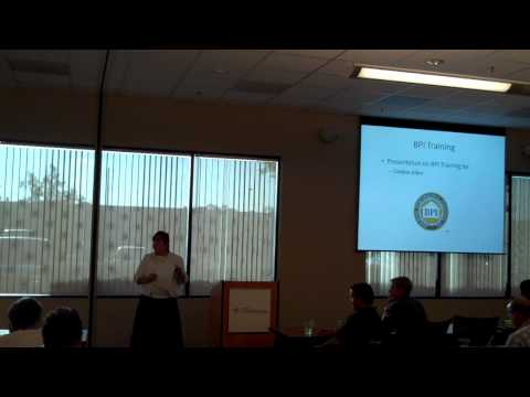 No Cost BPI Presentation 1 of 2 for San Diego Home Energy Professionals