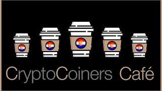 CryptoCoiners Café: 13 januari - LIVE Trading en nog veel meer