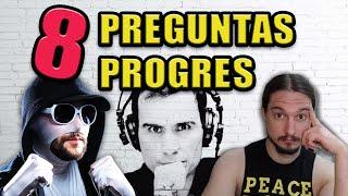UTBH vs LYLQS: 8 preguntas progres (ft: FDV) PARTE 2