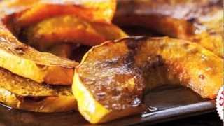 How To Roast Pumpkin Recipe