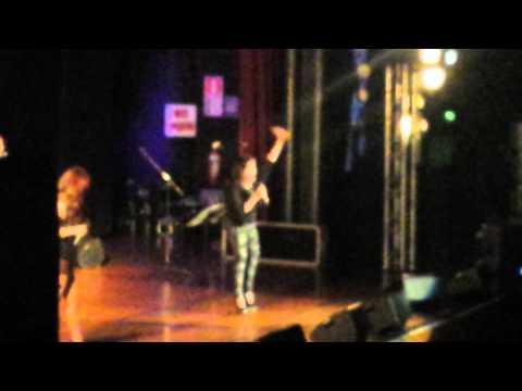 Aegis Auckland NZ Concert 30.1.2015