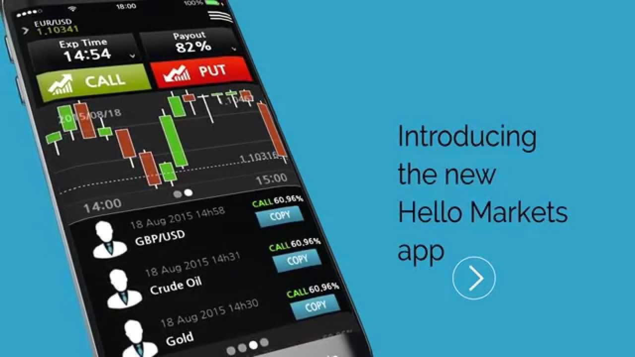 Hello Mobile App