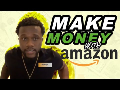 💰MAKE MONEY WITH AMAZON INFLUENCER PROGRAM 💰