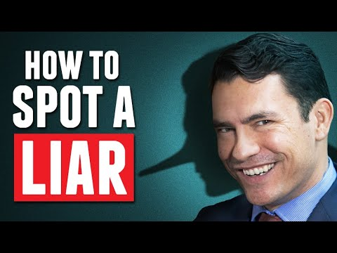 How To Spot A Liar (Bad Body Language)