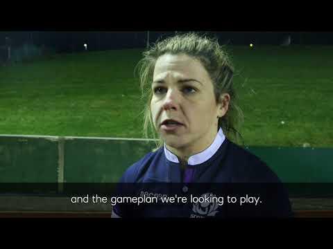 Scotland captain Lisa Martin on narrow defeat to Wales | Women's Six Nations