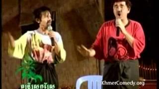 Khmer Comedy Dontrey srokstre of KOY and KREM