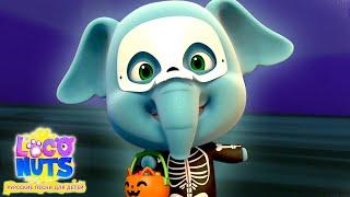 Кто взял вкусности хэллоуин песни Музыка для детей Дошкольные видео Детские стишки
