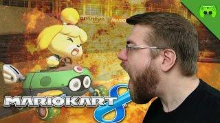 MANN EY 🎮 Mario Kart 8 #201