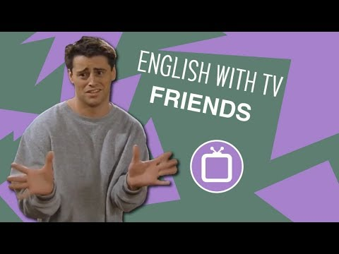 English with Friends: Joey Can't Dance