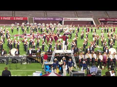 1812 Overture - UMass Amherst Minuteman Marching Band - 5th Quarter - October 21, 2017
