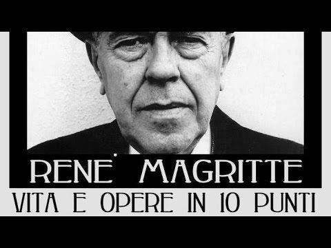 René Magritte: vita e opere in 10 punti