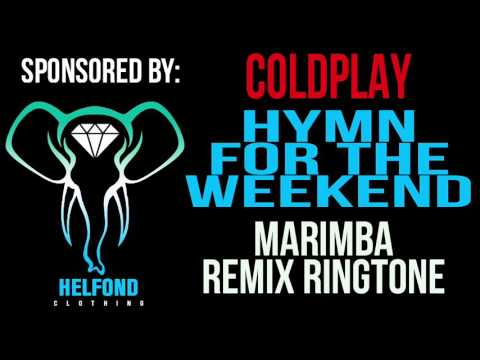 Coldplay Hymn For The Weekend Remix Ringtone and Alert