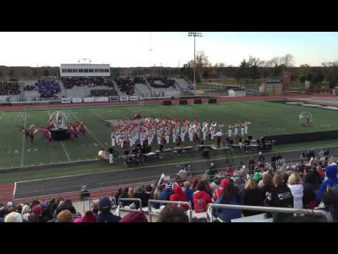 Dixie Heights High school Marching Band 2015 Midstates Official Champions (Unofficial video)