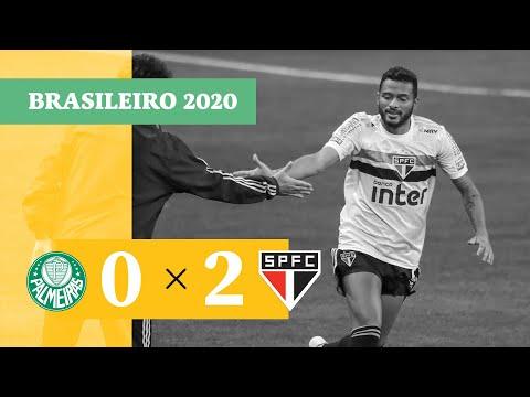 Palmeiras Sao Paulo Goals And Highlights