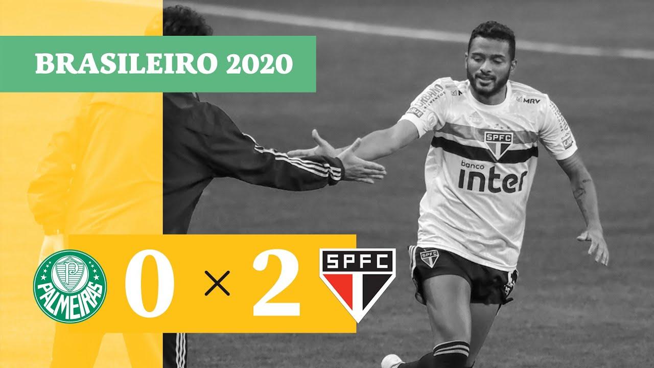 Палмейрас  0-2  Сан-Паулу видео