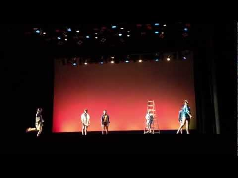 """Independent Label"" By: Christopher Dela Cruz (Cal Poly Pomona Dance Show)"