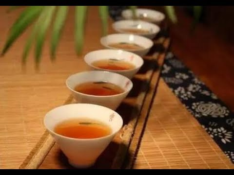 "How to make Fucha, ""mysterious tea"" on ancient Silk Road"