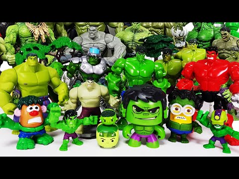 Hulk Assemble! Avengers Go~! Spider-Man, Iron Man, Thor, Captain America, Tayo, Venom