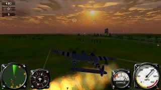PSP Game Sample: Air Conflicts: Aces of World War II