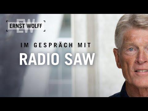 Mittelstand geht pleite - Börse boomt - Ernst Wolff im Gespräch mit Radio SAW