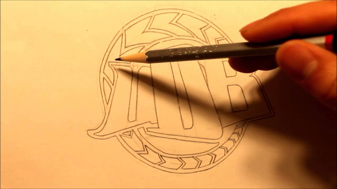 How To Draw Logo Design Graphics Graffiti And Illustration Youtube