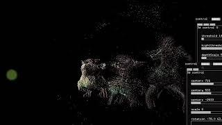 Depth + Color image video(2010)