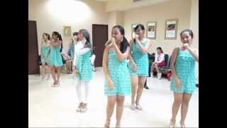 DO RE MI - Sound of Music covered by Voice of Indonesia by Rio Silaen (The Audition)