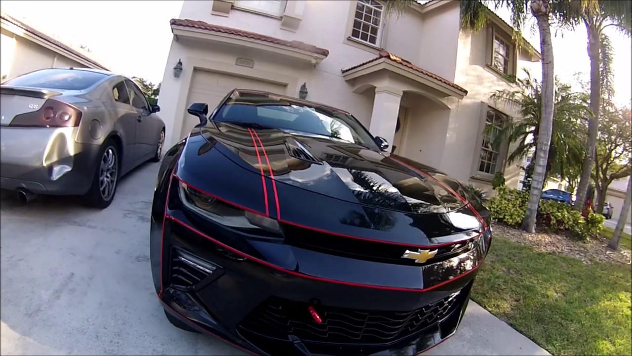 All New Camaro Iroc Z Ss Edition Youtube