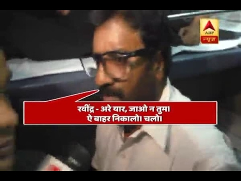 Mumbai Live Top 25: Shiv Sena's Ravindra Gaikwad now misbehaves with media persons on trai