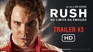 Rush - No Limite da Emoção - Trailer #3 - Legendado [HD]