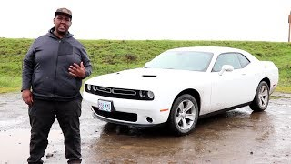 2018 Dodge Challenger SXT Review | Best deal on the new car market!!!