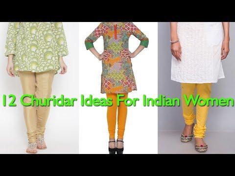 12 Churidar Ideas For Indian Women