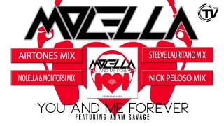 Molella Feat Adam Savage - You And Me Forever (Official Preview)