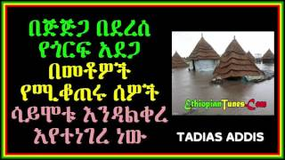 Flood occurred in Jigjiga more than 100 people lost their life's