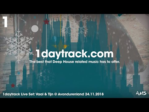 Live Set #5 | Vaal & Tijn @ Avondurenland 24.11.2018 | 1daytrack.com Mp3