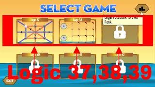 River Crossing IQ Logic 37,38,39