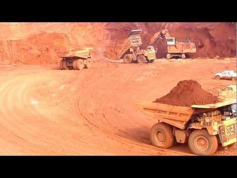 Pt.vale Mining Stripping