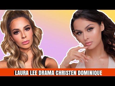 LAURA LEE DISSES CHRISTEN DOMINIQUE & MANNY MUA IS STILL A MOOCH thumbnail
