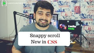 Snappy Scroll CSS  - New feature in CSS