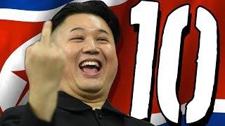 10 przerażających historii z KOREI PÓŁNOCNEJ [TOPOWA DYCHA]