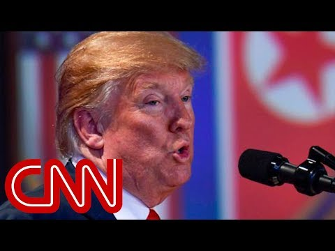 Trump jokes about wanting Americans to be like N. Koreans thumbnail