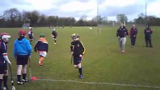 Mccools Hurling Training part 1