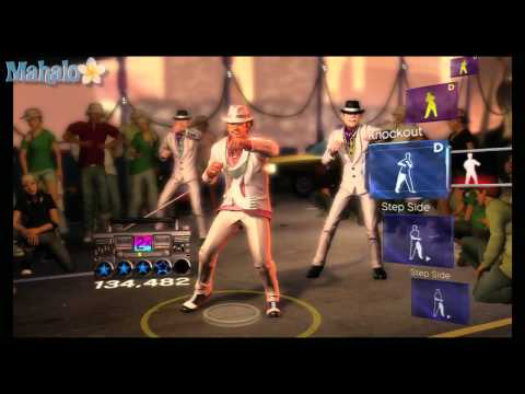 Dance Central - Down - Easy