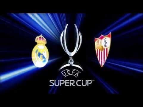 UEFA SuperCup 2014 Intro