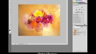 Урок: Превращение фото в фон. by Ulyanov